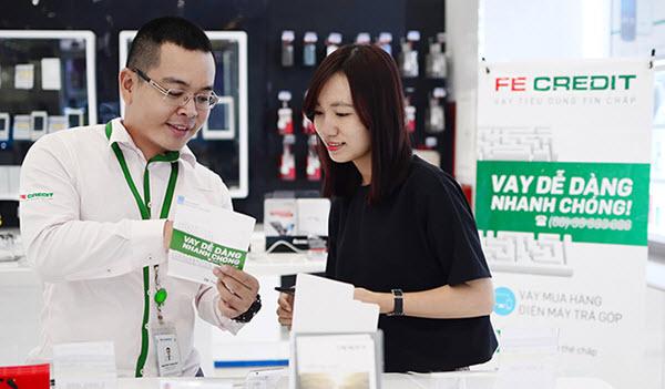 Vay tín chấp bằng SIM Viettel tại FE Credit, giải ngân trong 24h